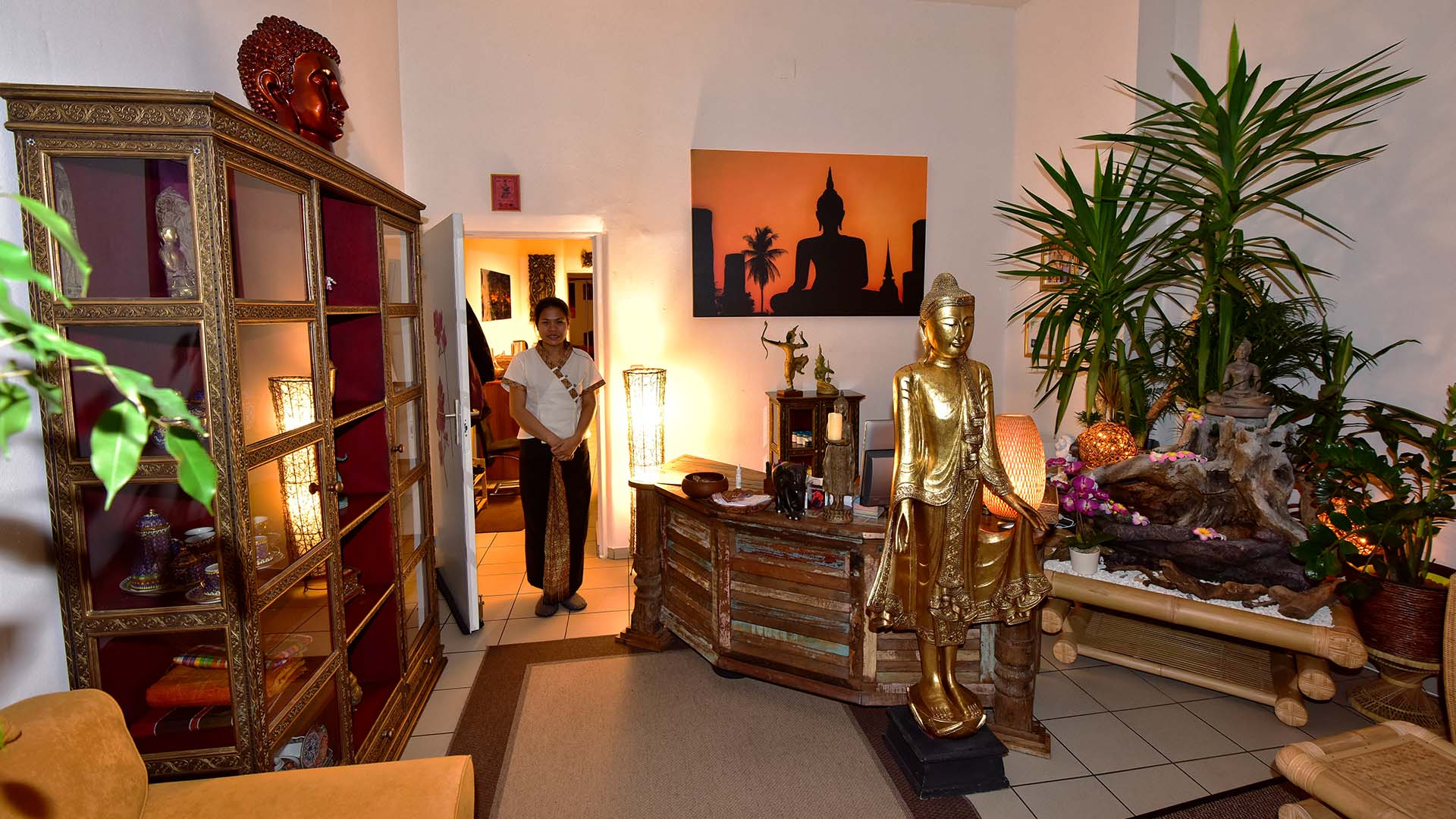 Ruan Thai Wellness Spa Bonn
