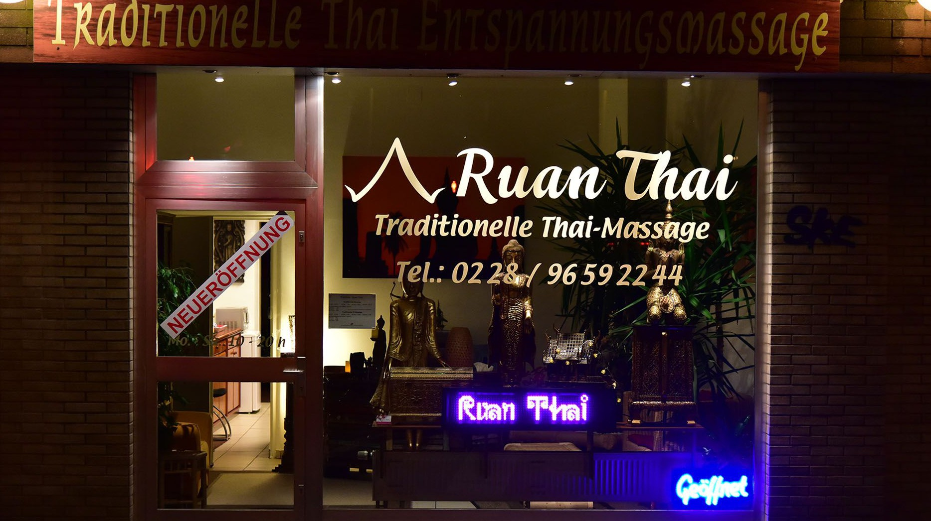 Traditionelle Thaimassage Ruan-Thai-Bonn Impressionen (12)